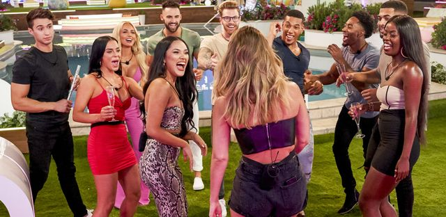 love island   pictured carrington rodriguez, kaitlynn anderson, mackenzie dipman, connor trott, cely vazquez, james mccool, moira tumas, jeremiah white, tre forte, johnny middlebrooks and justine ndiba the summer sensation love island premieres tonight 800 1000 pm, etpt get ready tonight, host arielle vandenberg welcomes 10 sexy single islanders to their beautiful villa perched high above the las vegas strip to find love after quickly coupling up, they soon learn that their stay may be cut short as an eleventh islander moves in, ready to turn some heads it\ll be a sizzling summer of love and drama   and it\s all happening in real time, nightly starting tonight photo adam torgersoncbs ©2020 cbs broadcasting, inc all rights reserved