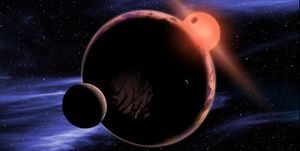 nasa red dwarf