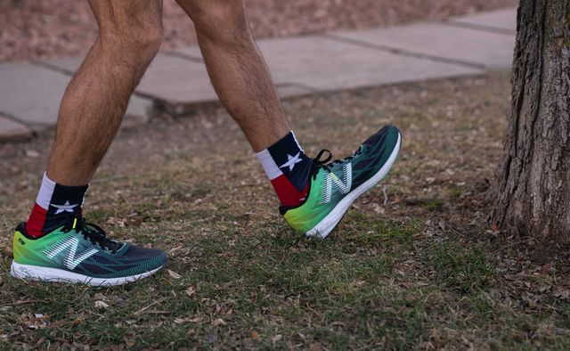 ankle pain running