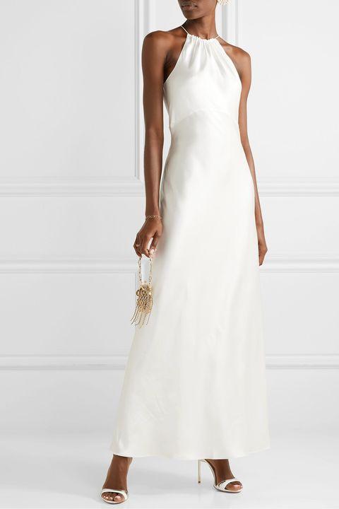 MOdern wedding dress- short wedding dress