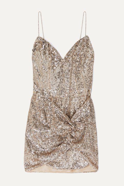 sequins - sequinned dress