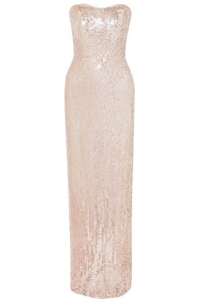 JENNY PACKHAM -Mirabelle sequined tulle gown