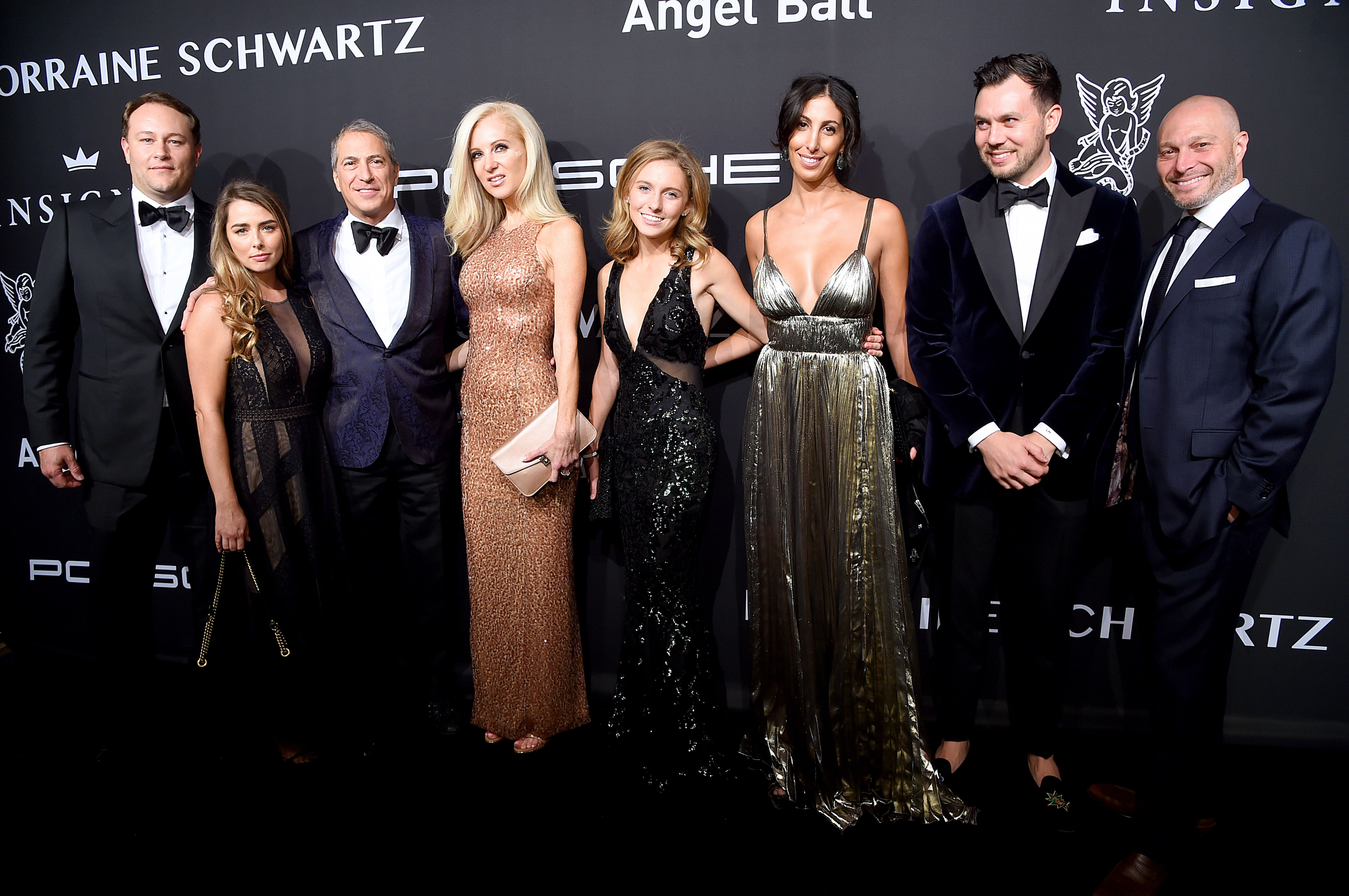 The Angel Ball Draws A Star-Studded Crowd