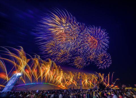 2021澎湖國際海上花火節422 628登場