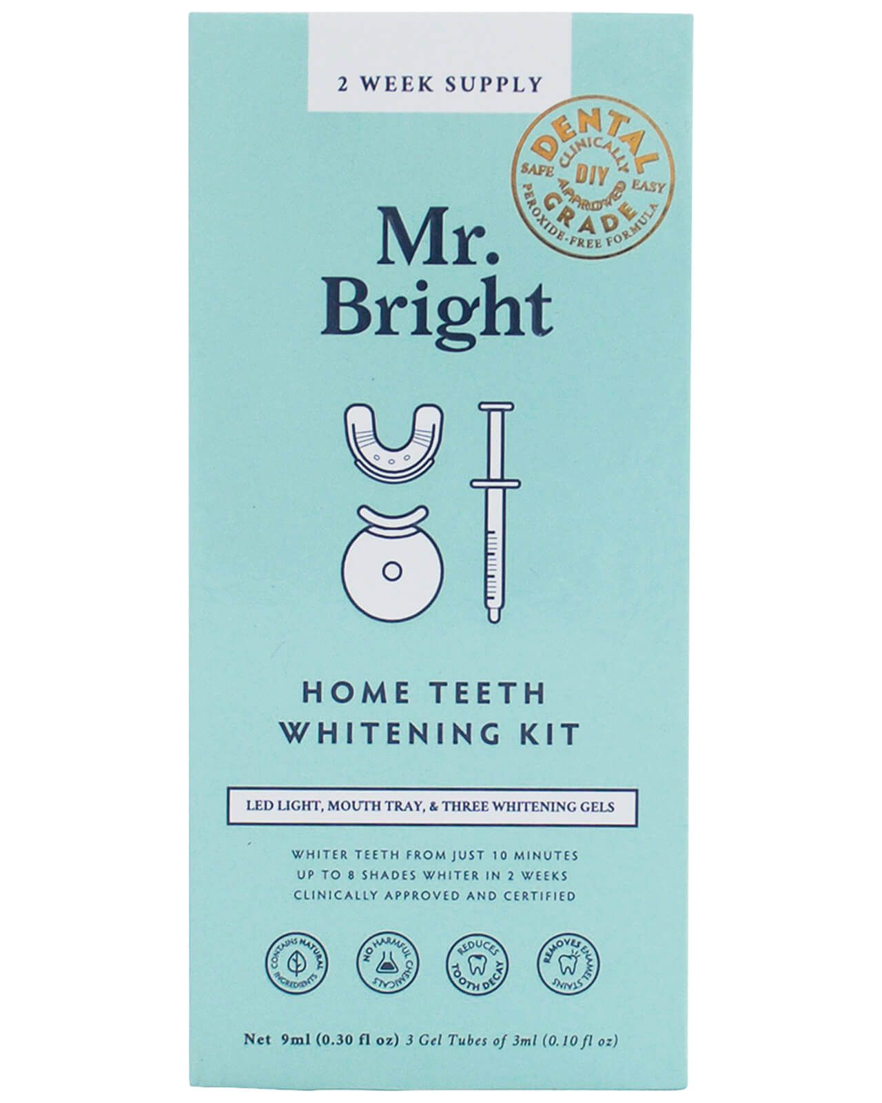 Mr Bright Home Teeth Whitening Kit