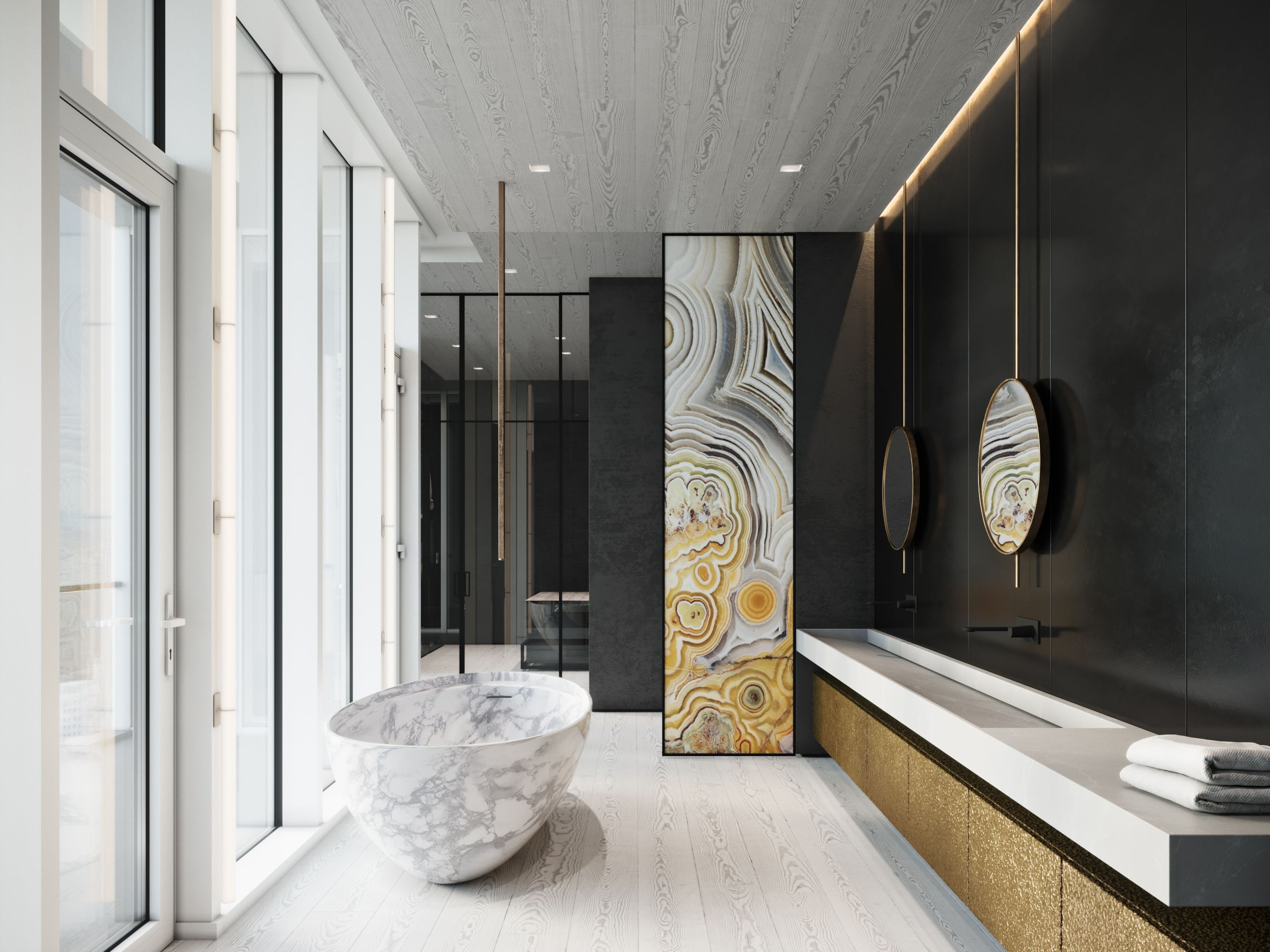 10 Tips for Creating an Ultra-Relaxing Master Bathroom