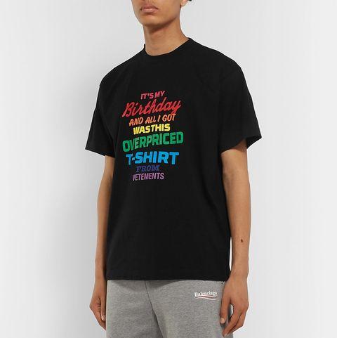 T-shirt, Clothing, Active shirt, Sleeve, Top, Font, Neck, Pocket, Sportswear, Fictional character,