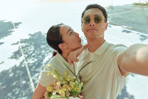 楊祐寧、melinda宣布結婚啦!