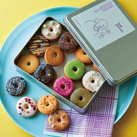 koe donuts koe donuts クッキー缶 1,500円