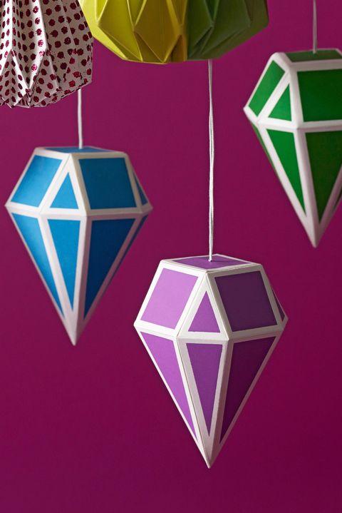 Triangle, Magenta, Illustration, Prism, Triangle,