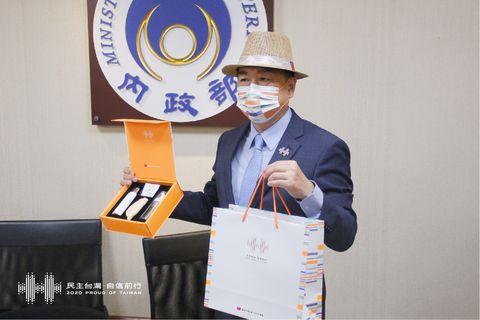 國慶「防疫禮盒」