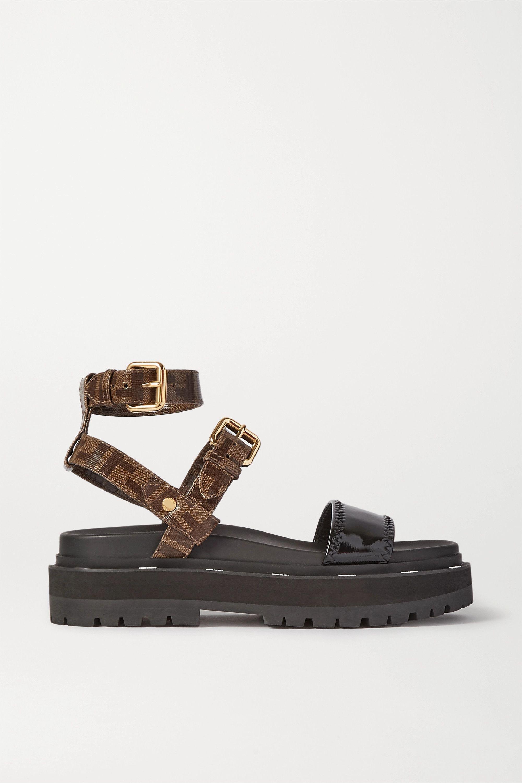 Platform sandals: 21 best black, white