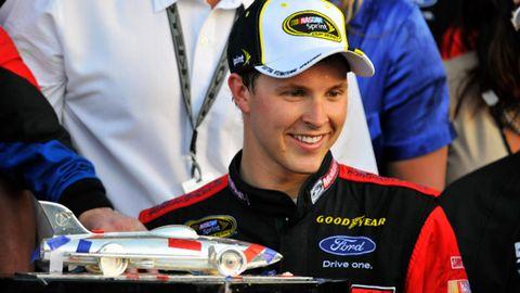 Trevor Bayne, 2011 Daytona 500