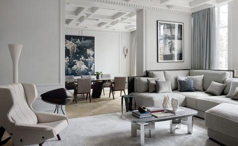 kasia gatkowska, case, town house, amsterdam, restyling, marieclaire maison italia, dicembre 2020   gennaio 2021