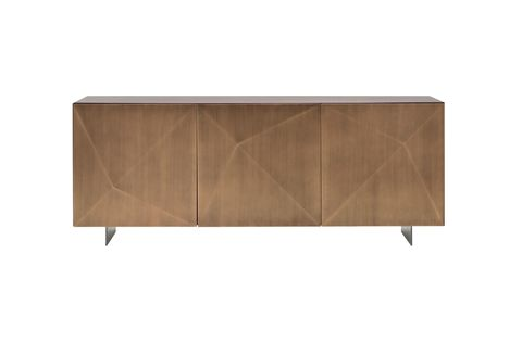Furniture, Sideboard, Rectangle, Table, Material property, Wood, Shelf, Plywood, Desk, Beige,