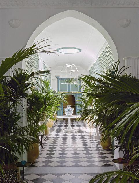 villa mabrouka   yves saint laurent pierre bergé   libro  insidetangier houses  gardens   marieclaire maison italia, dicembre 2020 gennaio 2021