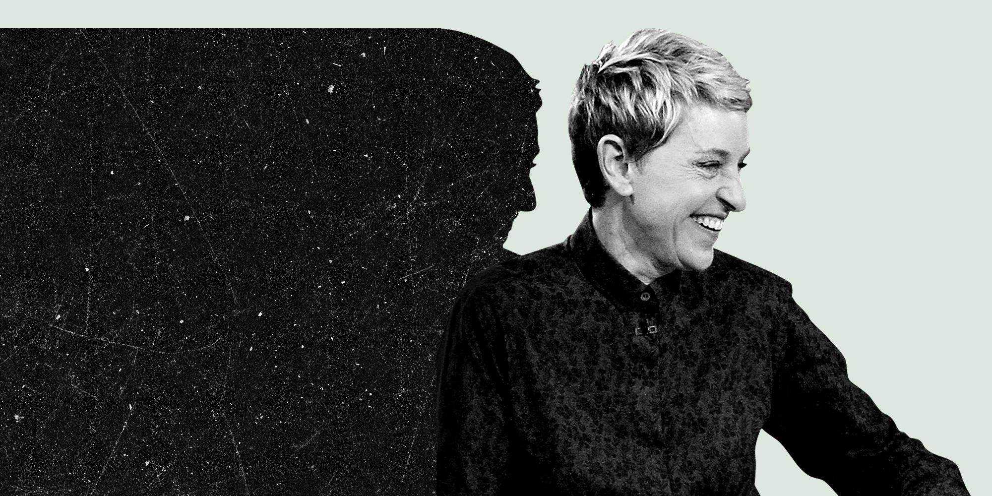 Good Memories of Ellen Can't Erase Other People's Realities