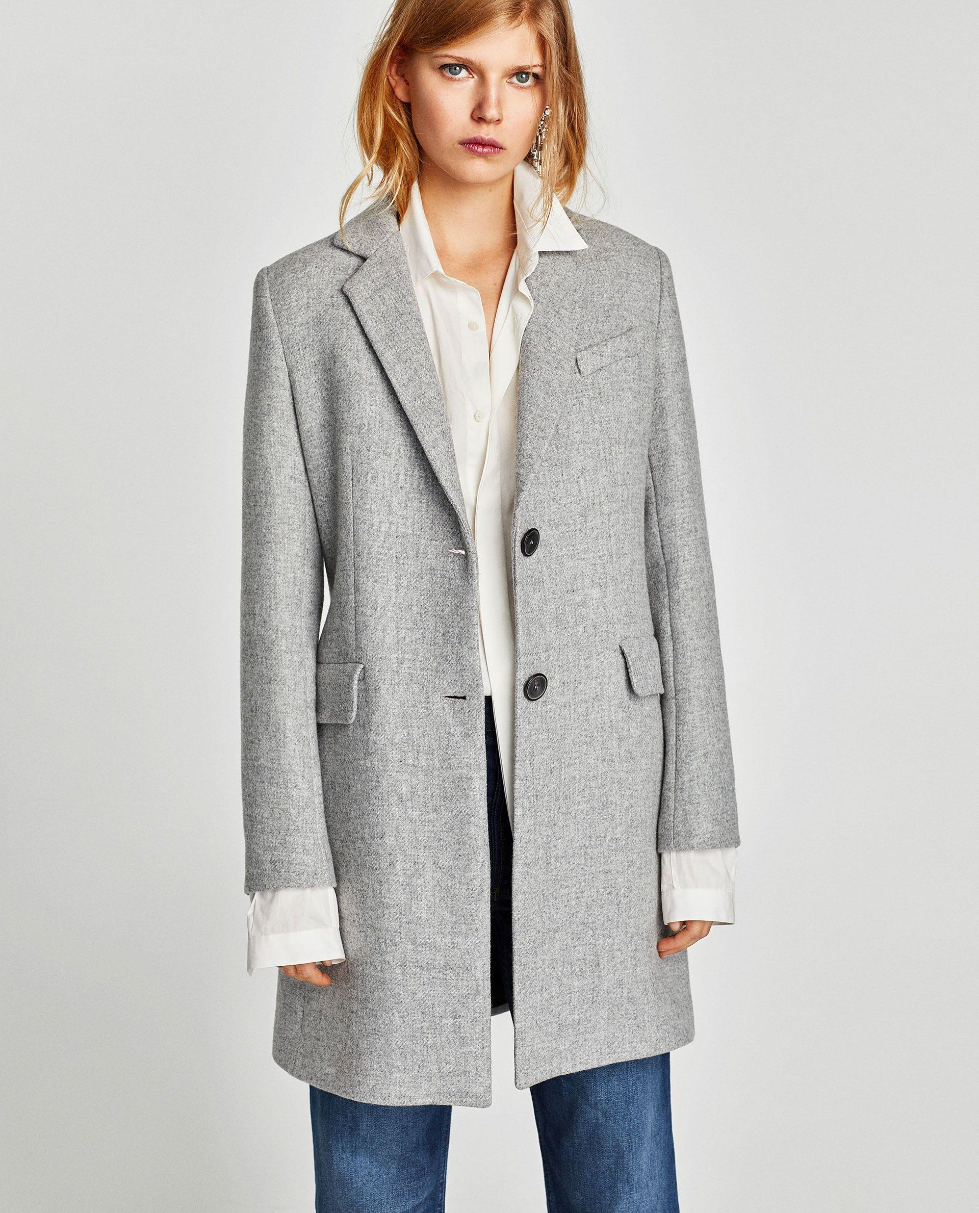 5f698736 Zara coats - best Zara winter coats for 2017