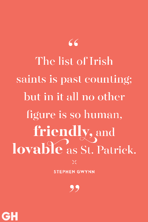 20 St. Patrick\'s Day Quotes - Best Irish Sayings for St ...