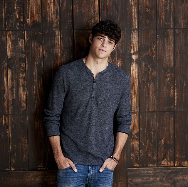 Standing, Denim, Jeans, Brown, Neck, Sleeve, T-shirt, Photography, Cool, Wood,