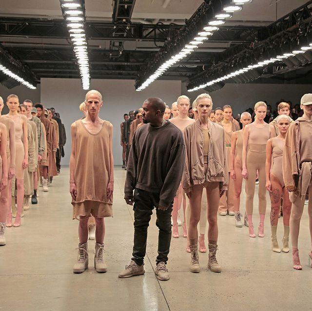 Kanye West Yeezy Season 2 - Runway