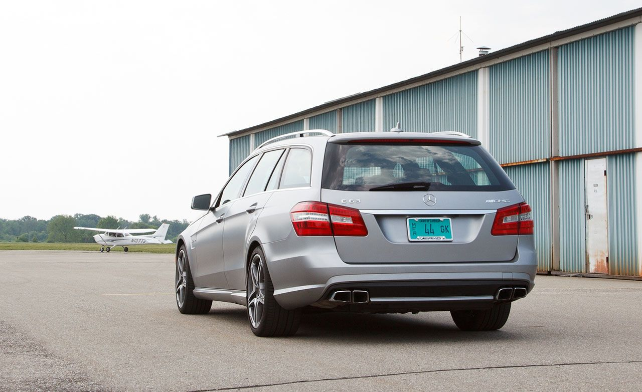 A Visual History of AMG-ified Mercedes-Benz E-class Wagons | Feature