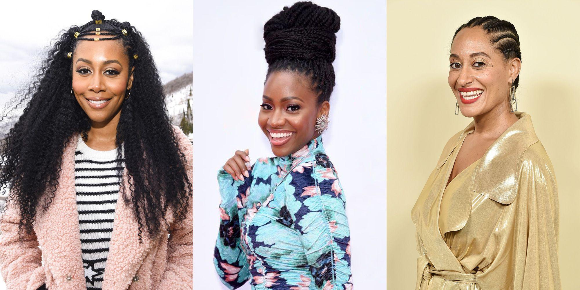 12 Braided Hairstyle Ideas for Black Women , Best Black