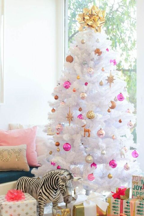 56 Christmas Tree Decoration Ideas - Pictures of Beautiful ...