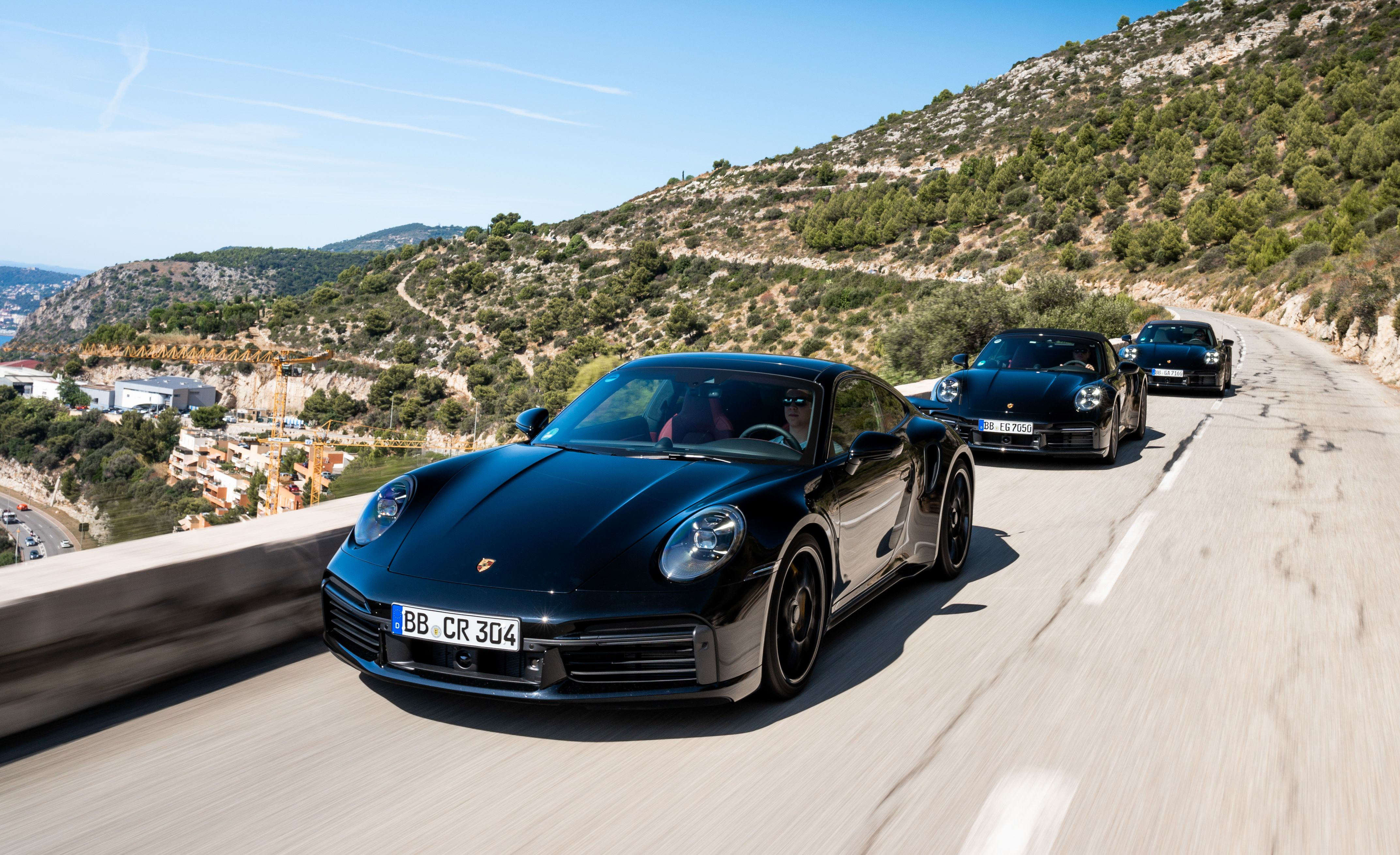 Everything We Learned Riding In The 2020 Porsche 911 Turbo S