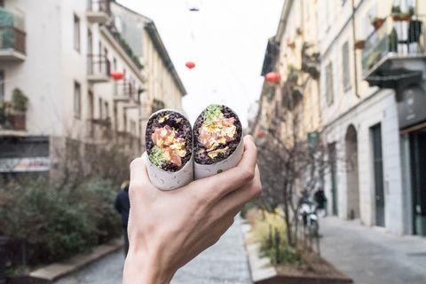 Photograph, Finger, Hand, Street fashion, Photography, Thumb, Plant, Food, Finger food,