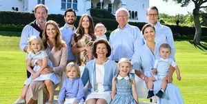 世界一美しいスウェーデン王室のファッション