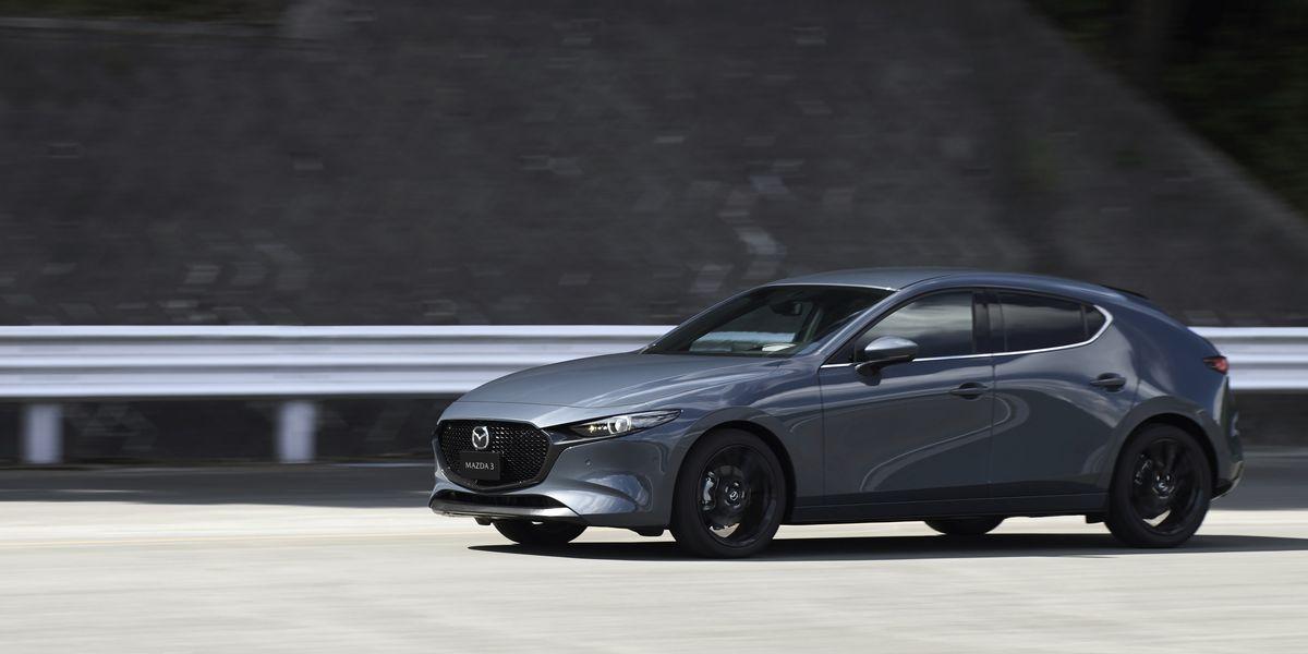 2019 Mazda3 Revealed Mazda3 Sedan And Hatchback Debut At