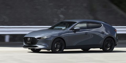 Mazda 3 Hatchback >> 2019 Mazda 3 Hatchback Pricing Trim Levels Specification