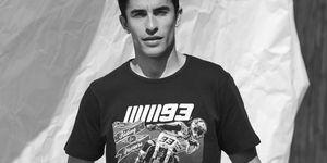 marc marquez camiseta pull & bear