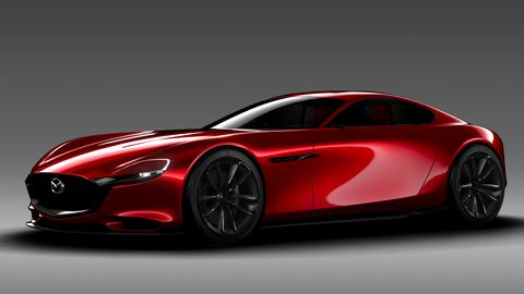 Land vehicle, Car, Automotive design, Vehicle, Sports car, Performance car, Red, Supercar, Concept car, Personal luxury car,