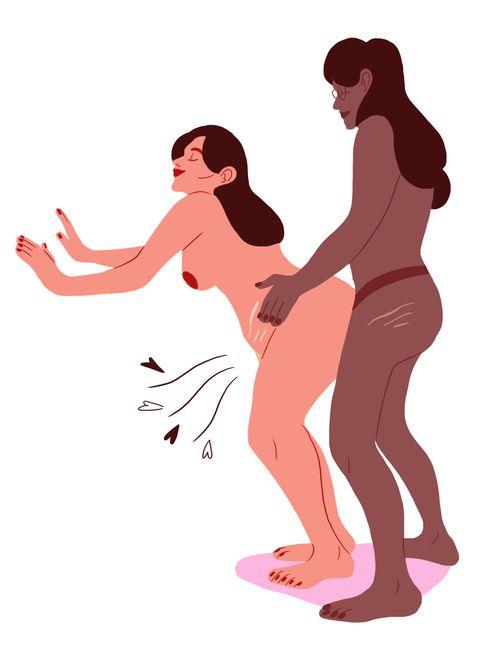 tư thế quan hệ tình dục khi mang thai tốt nhất