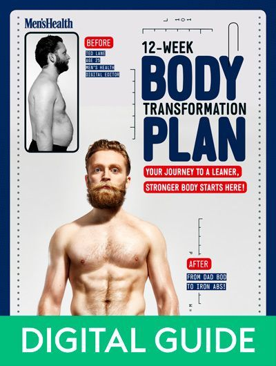 Lose Weight Or Build Muscle With Men S Health S Expert Guides