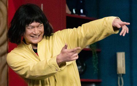 香取慎吾さん「誰かが、見ている」