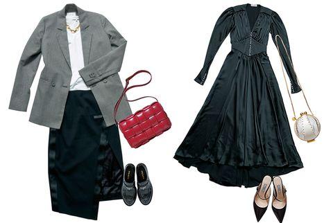 パコ・ラバンヌのワンピーススタイルとジャケットスタイル