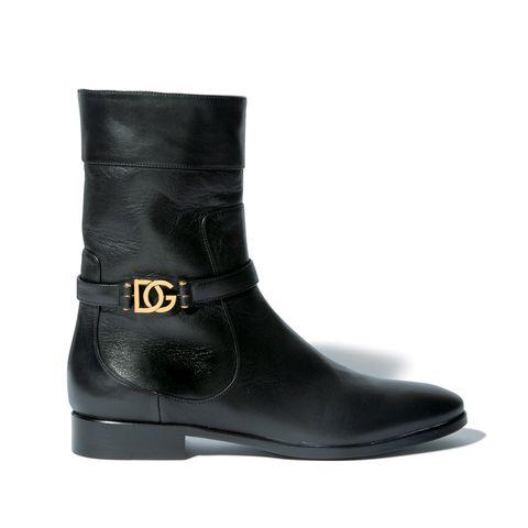 ドルチェ&ガッバーナのブーツ