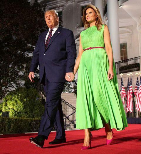 ドナルド・トランプ大統領&メラニア・トランプ夫人
