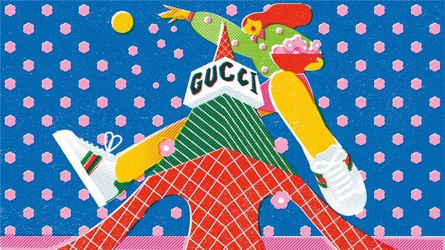 グッチ×東京タワーコラボ「gucci hanami」スタート 期間限定で特別なライトアップやar映像も