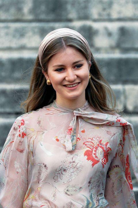ベルギーのエリザベート皇太子