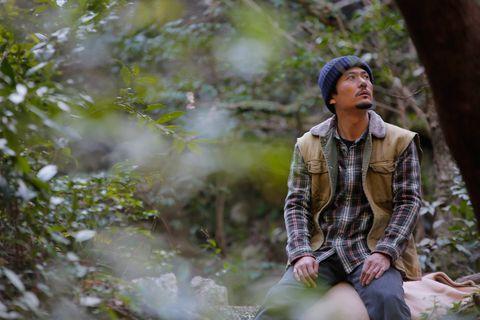 阪本順治監督・稲垣吾郎主演 『半世界』