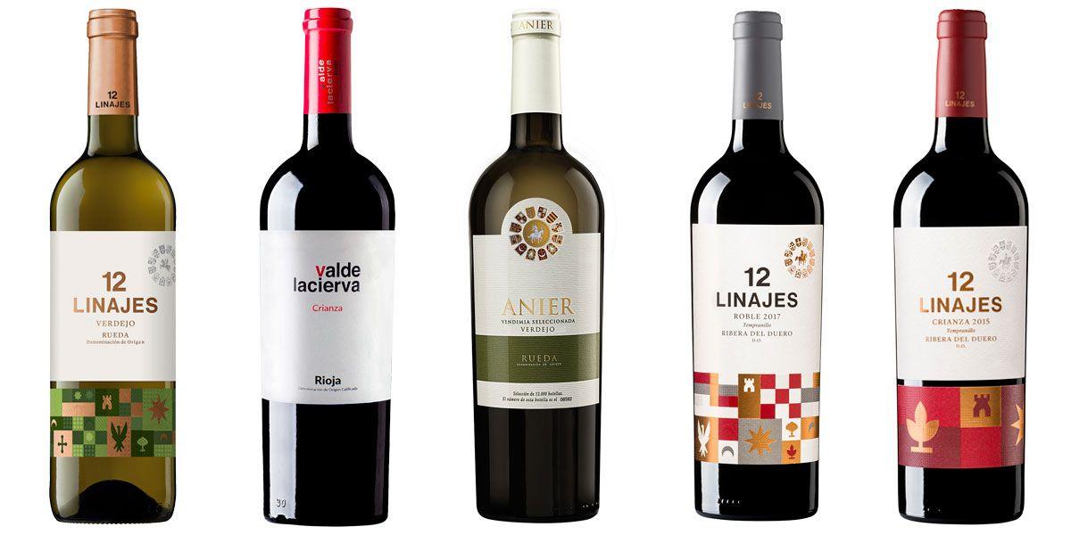 5 vinos de Hispano Bodegas para Navidades
