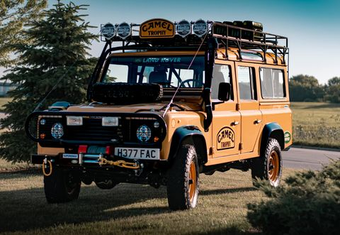 the best of the bronco, fj and defender shops across america