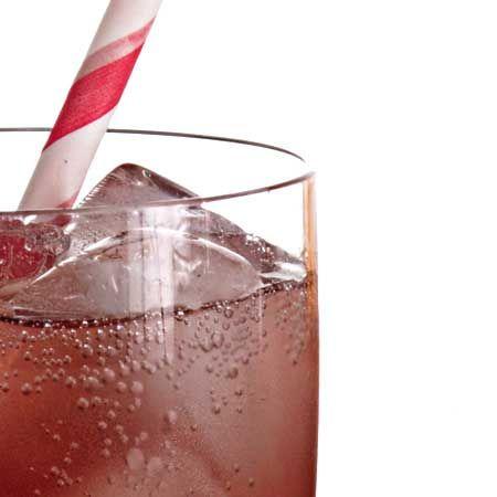 Cherry-Vanilla Soda