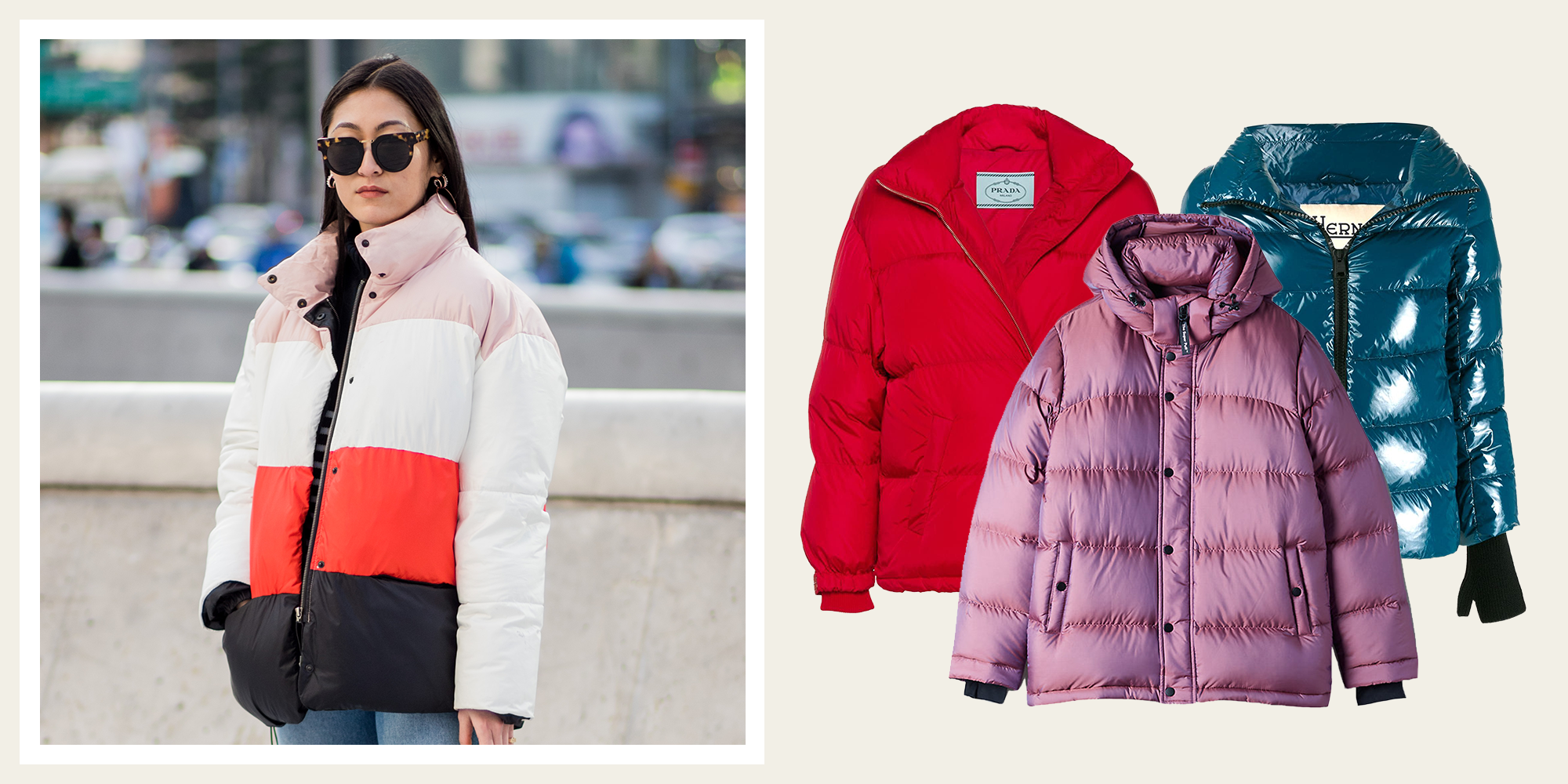 15 Down Jackets You Won't be Embarrassed to Leave the House In