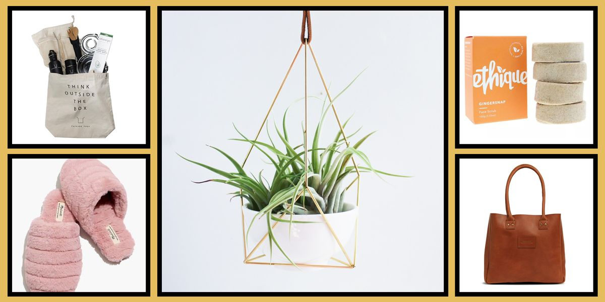 32 Sustainable Gift Ideas Best Eco Friendly Gifts 2021