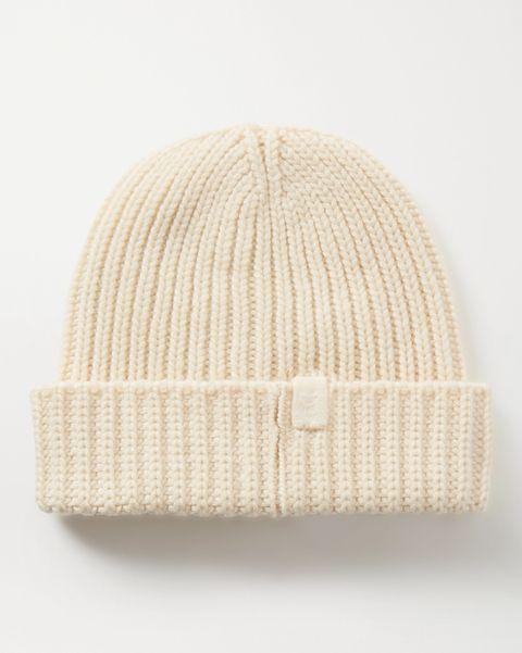 bottega veneta 螺紋羊絨毛線帽
